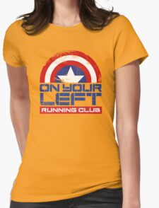 """On Your Left Running Club"" Version 01 T-Shirt"