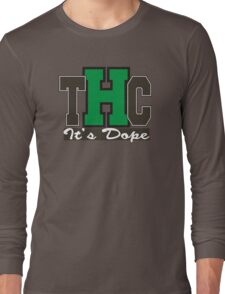 THC Marijuana Long Sleeve T-Shirt