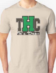 THC Marijuana Unisex T-Shirt
