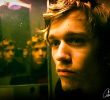 Man in the Mirror  by bcboscia410