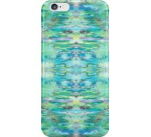 Water and Light Reflections iPhone Case/Skin