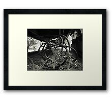 Steam Donkey Project #188 Framed Print
