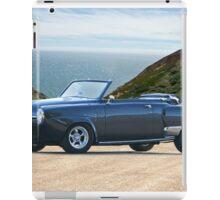 1950 Studebaker Champion Custom Convertible iPad Case/Skin