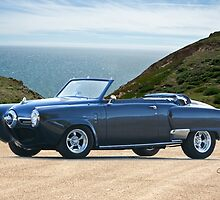 1950 Studebaker Champion Custom Convertible by DaveKoontz