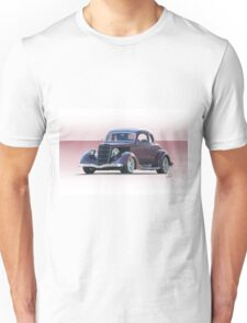1935 Ford 5 Window Coupe Unisex T-Shirt