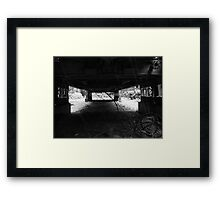 Steam Donkey Project #185 Framed Print