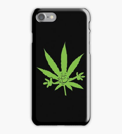 Marijuana Munchies iPhone Case/Skin
