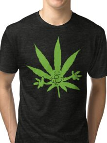 Marijuana Munchies Tri-blend T-Shirt