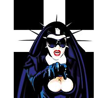 Sister D Deluxe Photographic Print