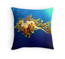 Looking for love. Throw Pillow