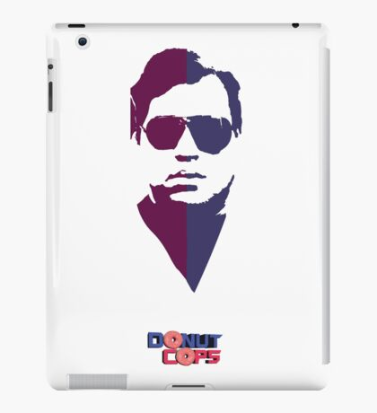 Donut Cops iPad Case/Skin