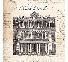 Chateaux de Versailles Photographic Print