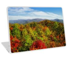 Autumn In Georgia Laptop Skin