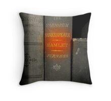 The Tragedy of HAMLET Throw Pillow