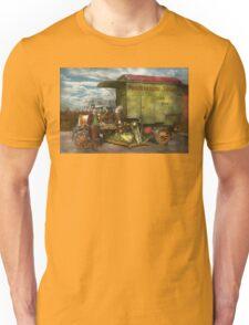 Steampunk - Street Cleaner - The hygiene machine 1910 Unisex T-Shirt