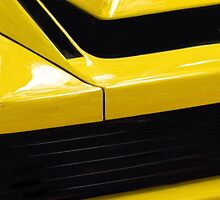 Testarossa in yellow by beegee80
