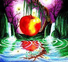 The Giant Apple of the Faeries by steel53194