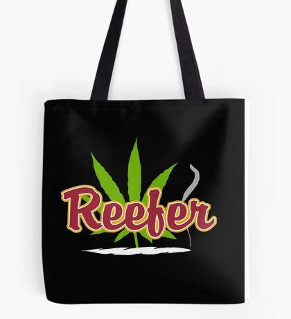 Reefer Marijuana Tote Bag