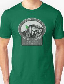 Marijuana Colorado Springs T-Shirt