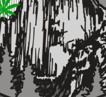 Marijuana Colorado Springs Sticker