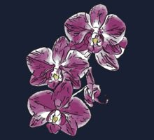 Orchid - 76 Kids Tee