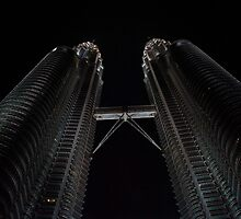 Petronas Towers by Mark Prior
