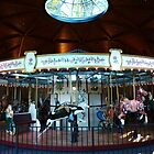 Rose Carousel at Buschart Gardens by MischaC
