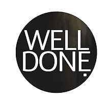 Well done 6 by Pranatheory