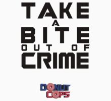 Take a bite out of crime T-Shirt
