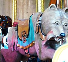 Carousel Grizzly by MischaC