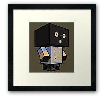 Terrorist CS:GO  Framed Print