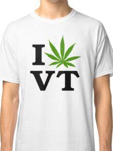 I Marijuana Vermont Classic T-Shirt