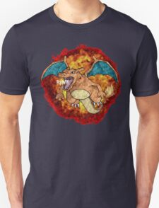 Charizards Don't Look At Explosions... T-Shirt