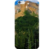 Red Mountain iPhone Case/Skin