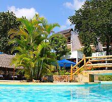 Travellers Club Resort in Mombasa, KENYA by Atanas Bozhikov NASKO
