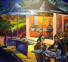 Cafe Delights Memorial Drive Eumundi by tola