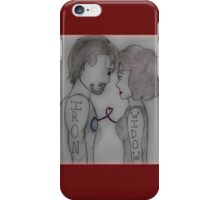 Iron Widow iPhone Case/Skin
