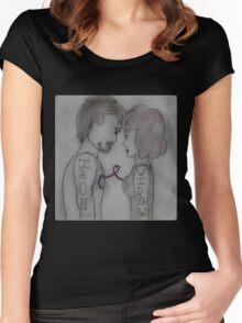Iron Widow Women's Fitted Scoop T-Shirt