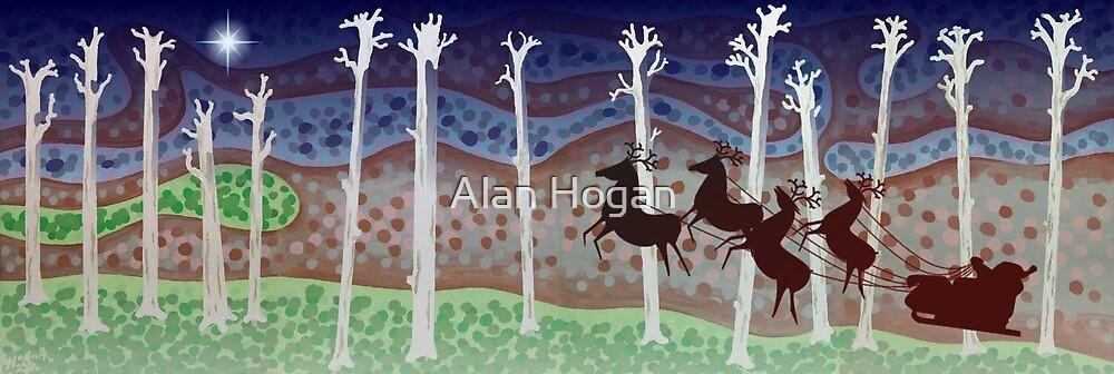 Ho! Ho! Ho! by Alan Hogan
