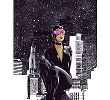 Catwoman by Aaron Page