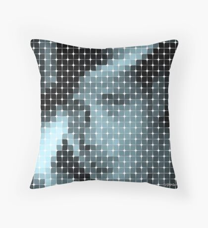 Lost In The Lingelbach Grid Throw Pillow