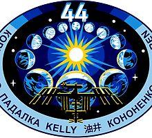 Expedition 44 Logo by Quatrosales