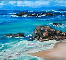A Distant Shore by Cathy  Weaver