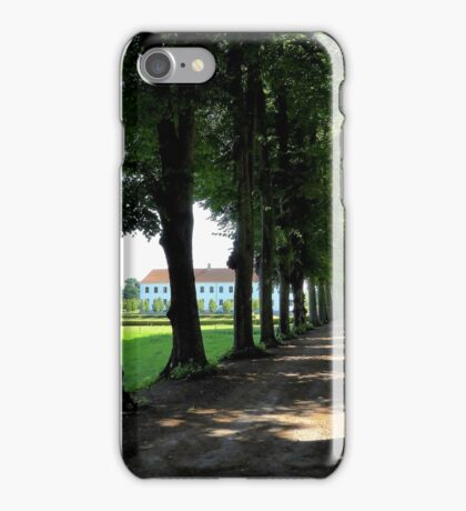 And here she walked and here she wept iPhone Case/Skin