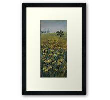 Mourning in May Framed Print