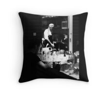 Cheffie Throw Pillow