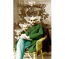The Psyche Collector. Photographic Print