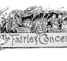 The Fairies Concert by Vintage Designs