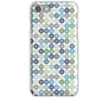 I love Buttons iPhone Case/Skin