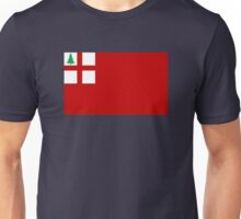 First Flag of New England - Large Unisex T-Shirt